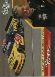 2002 Press Pass Trackside #51 Jon Wood CTS RC