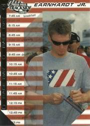 2002 Press Pass Trackside #52 Dale Earnhardt Jr. RD