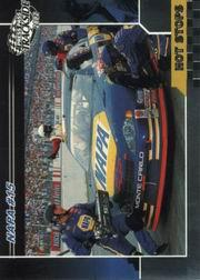 2002 Press Pass Trackside #68 Michael Waltrip's Car front image