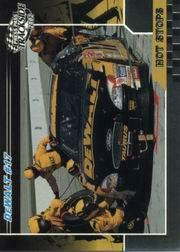 2002 Press Pass Trackside #69 Matt Kenseth's Car