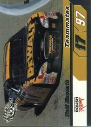2002 Press Pass Trackside #77 Matt Kenseth TM