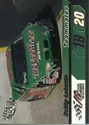 2002 Press Pass Trackside #81 Bobby Labonte TM