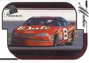 2002 Press Pass Premium Red Reflectors #36 Dale Earnhardt Jr.'s Car