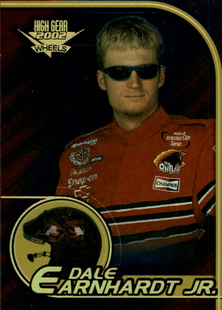 2002 Wheels High Gear First Gear #6 Dale Earnhardt Jr.