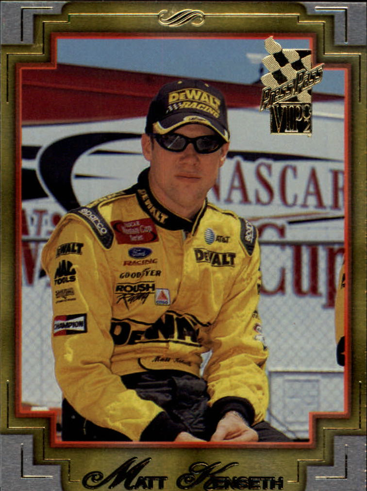 2002 VIP Explosives #X7 Matt Kenseth