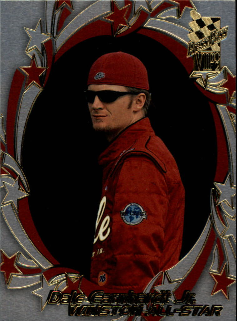 2002 VIP Explosives #X33 Dale Earnhardt Jr. AS