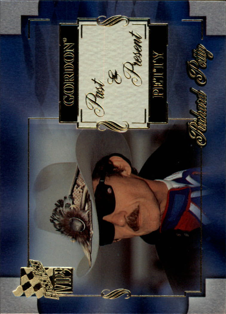 2002 VIP Explosives #X49 Richard Petty PP