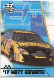 2002 Press Pass Stealth #17 Matt Kenseth's Car