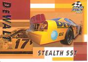 2002 Press Pass Stealth #56 Matt Kenseth's Car SST