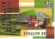 2002 Press Pass Stealth #62 Bobby Labonte's Car SST