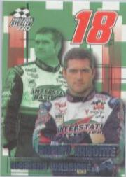 2002 Press Pass Stealth #66 Bobby Labonte WW