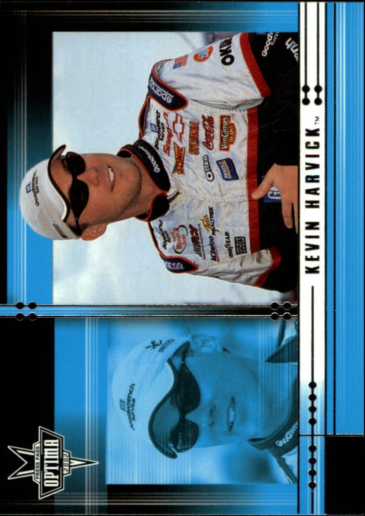2002 Press Pass Optima #12 Kevin Harvick