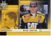 2002 Press Pass Optima Gold #4 Ward Burton
