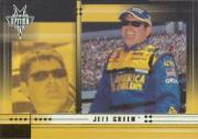 2002 Press Pass Optima Gold #8 Jeff Gordon