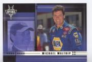 2002 Press Pass Optima Gold #30 Michael Waltrip