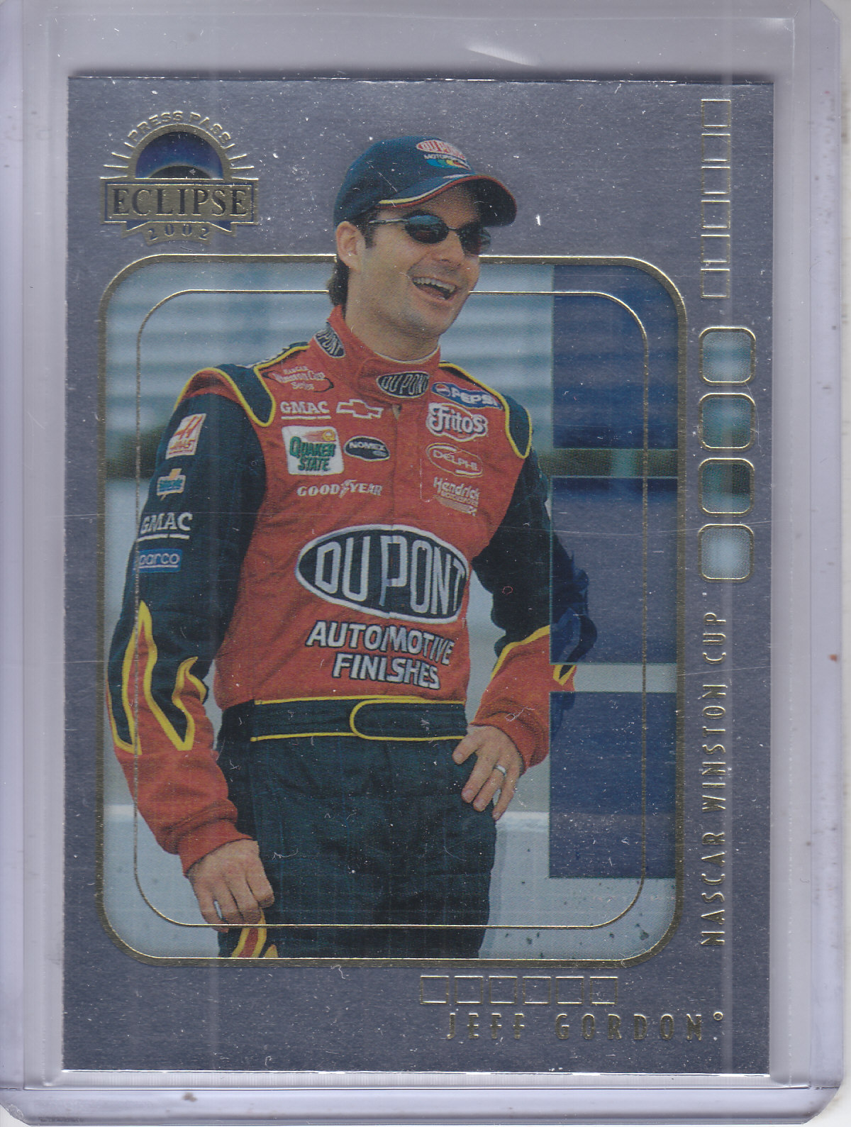 2002 Press Pass Eclipse Solar Eclipse #S1 Jeff Gordon