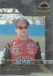 2002 Press Pass Eclipse Solar Eclipse #S33 Jeff Gordon ACC