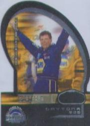 2002 Press Pass Eclipse Racing Champions #RC1 Michael Waltrip