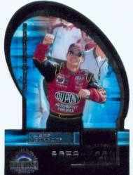 2002 Press Pass Eclipse Racing Champions #RC21 Jeff Gordon