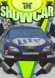 2002 Press Pass Showcar #S9B Michael Waltrip's Car