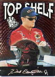 2002 Press Pass Top Shelf #TS1 Dale Earnhardt Jr.