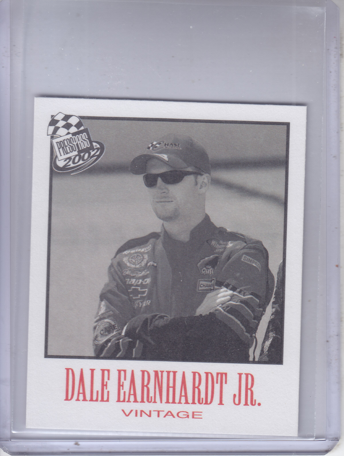 2002 Press Pass Vintage #VN6 Dale Earnhardt Jr.