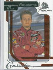 2003 Press Pass Premium Red Reflectors #7 Dale Earnhardt Jr.