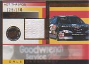 2003 Press Pass Premium Hot Threads Cars #HTT0 Dale Earnhardt/160