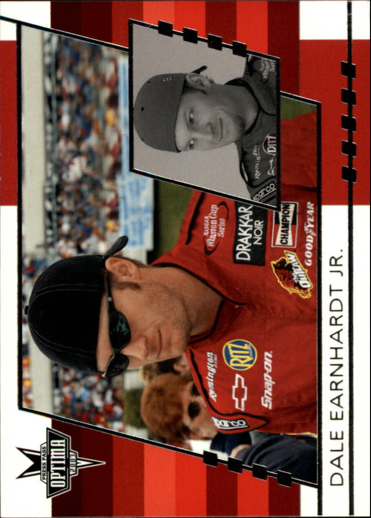 2003 Press Pass Optima #6 Dale Earnhardt Jr.