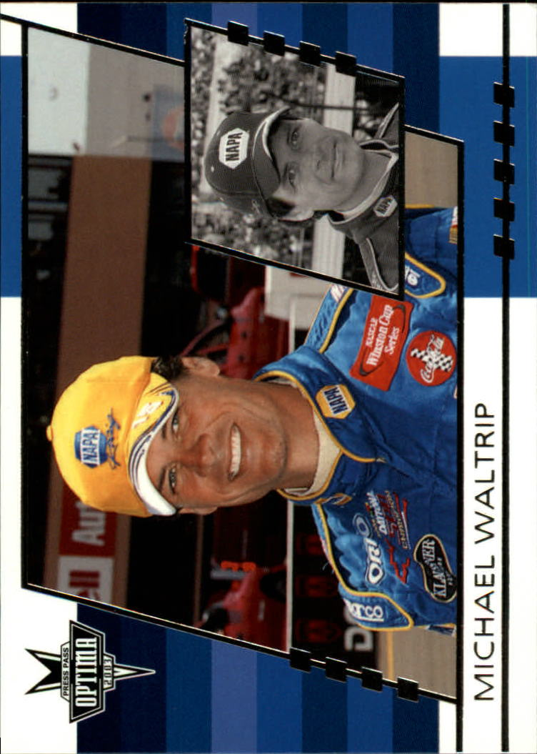 2003 Press Pass Optima #27 Michael Waltrip