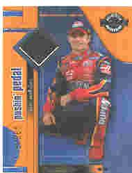 2003 Wheels American Thunder Pushin Pedal #PP2 Jeff Gordon