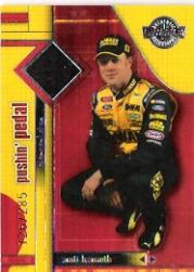 2003 Wheels American Thunder Pushin Pedal #PP4 Matt Kenseth