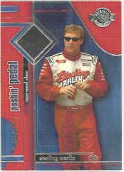 2003 Wheels American Thunder Pushin Pedal #PP12 Sterling Marlin