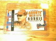 2003 Wheels American Thunder Rookie Thunder #RT17 Terry Labonte