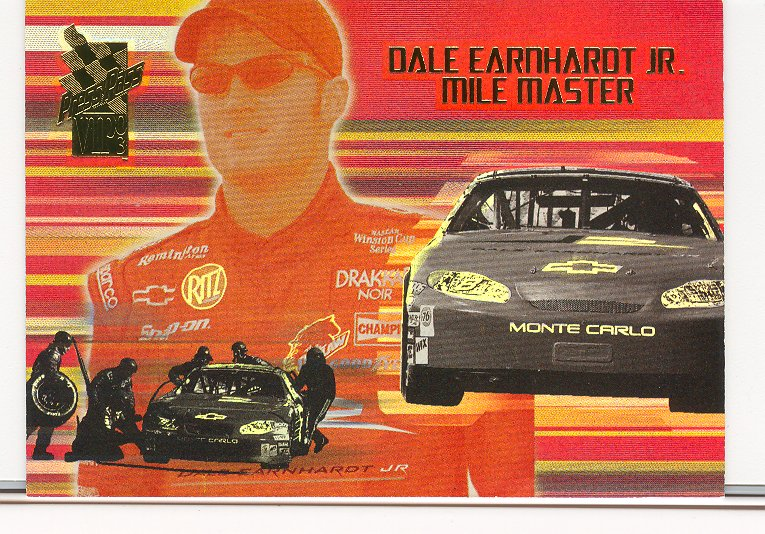 2003 VIP Mile Masters #MM2 Dale Earnhardt Jr.