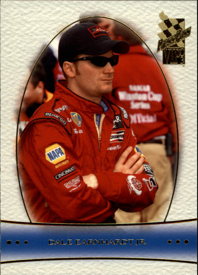 2003 VIP #4 Dale Earnhardt Jr.