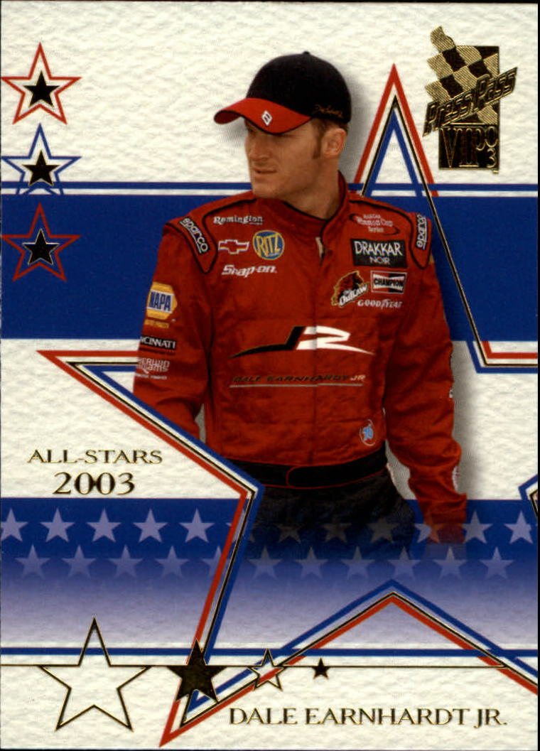 2003 VIP #31 Dale Earnhardt Jr. AS