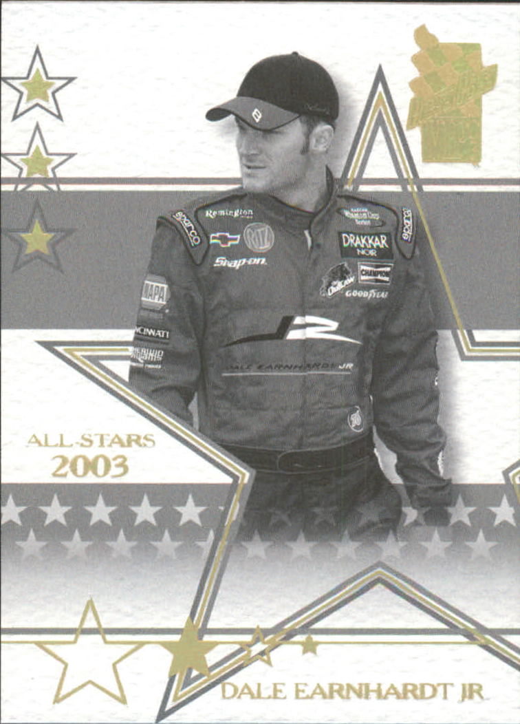 2003 VIP Explosives #X31 Dale Earnhardt Jr. AS