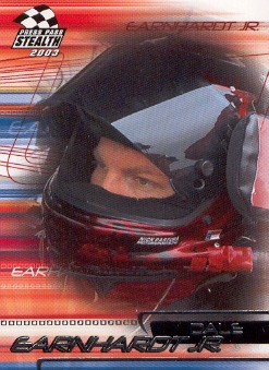 2003 Press Pass Stealth #12 Dale Earnhardt Jr.