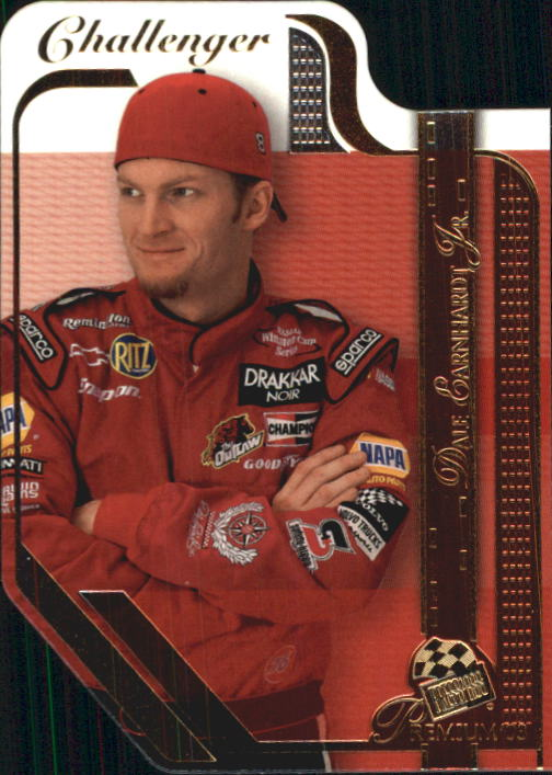 2003 Press Pass Premium #59 Dale Earnhardt Jr. CC