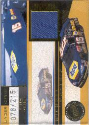 2003 Press Pass Eclipse Under Cover Cars #UCT11 Michael Waltrip