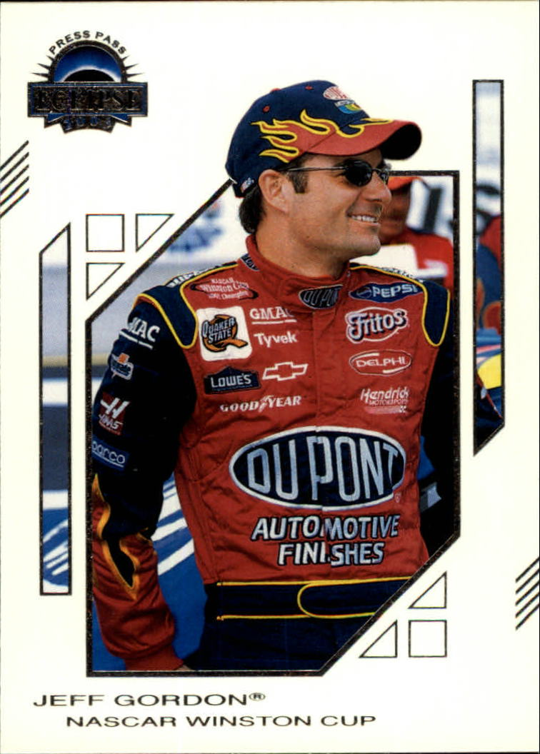 2003 Press Pass Eclipse #4 Jeff Gordon