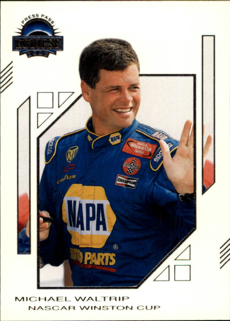 2003 Press Pass Eclipse #13 Michael Waltrip