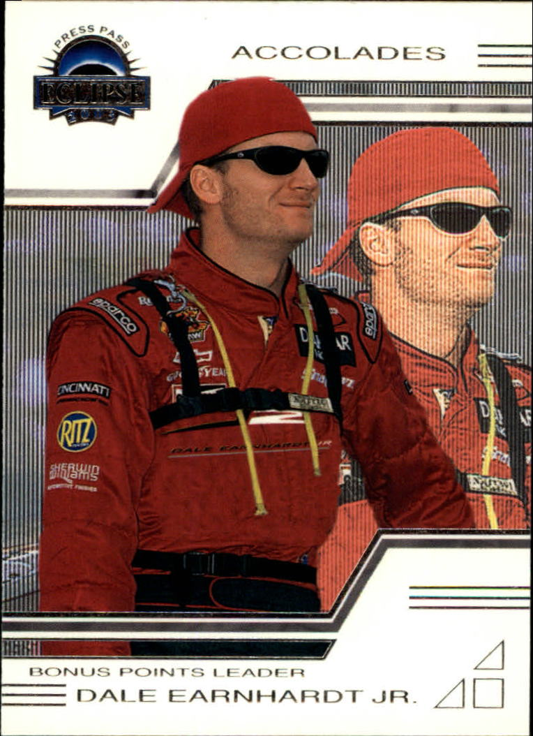 2003 Press Pass Eclipse #30 Dale Earnhardt Jr. ACC
