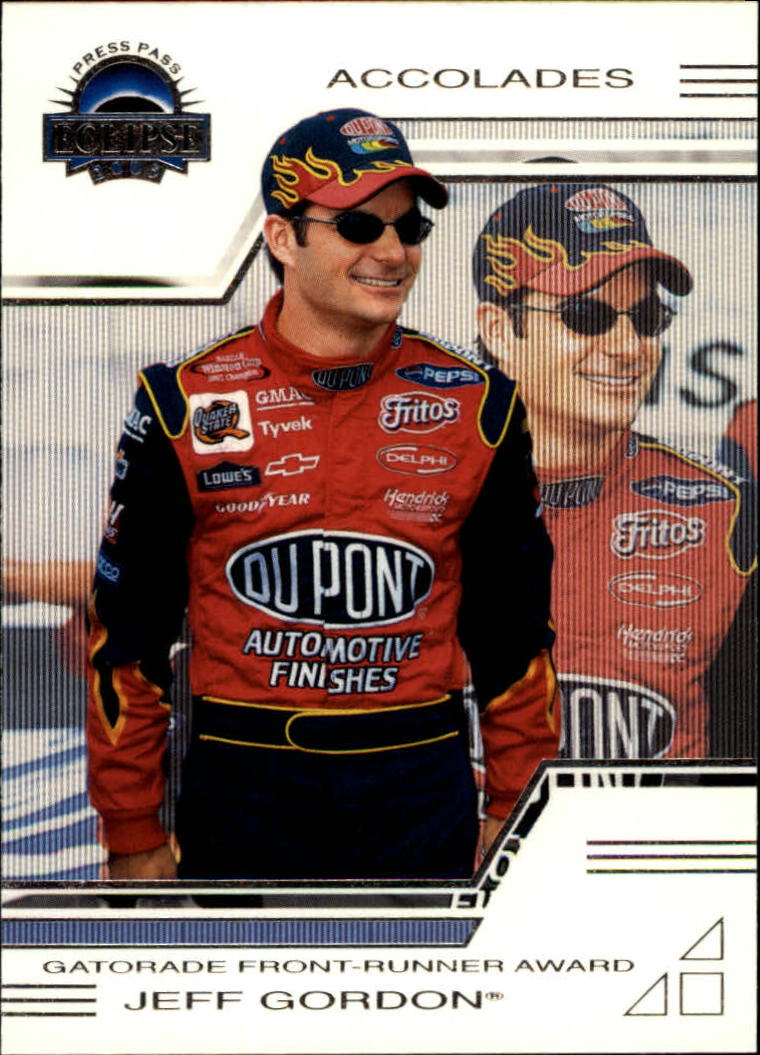 2003 Press Pass Eclipse #35 Jeff Gordon ACC