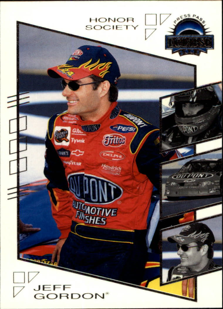 2003 Press Pass Eclipse #46 Jeff Gordon HS