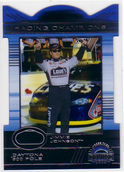 2003 Press Pass Eclipse Racing Champions #RC2 Jimmie Johnson