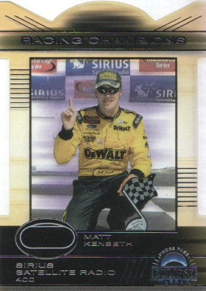 2003 Press Pass Eclipse Racing Champions #RC18 Matt Kenseth