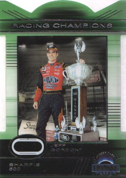 2003 Press Pass Eclipse Racing Champions #RC25 Jeff Gordon
