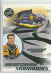2003 Press Pass Eclipse Skidmarks #SM16 Robby Gordon